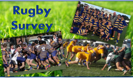 Rugby 2016 Survey