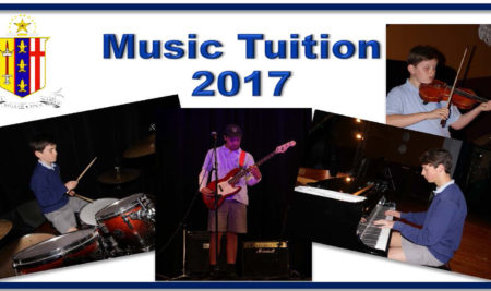 Music Tuition 2017