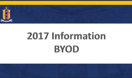 2017 BYOD