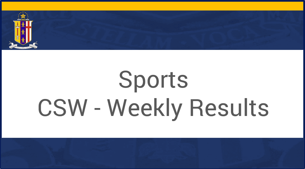 CSW results