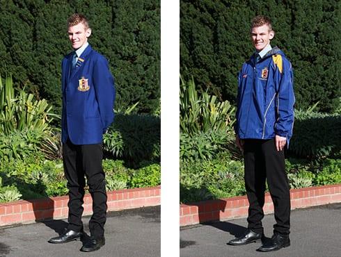 Uniform Shop – St Bernard's College