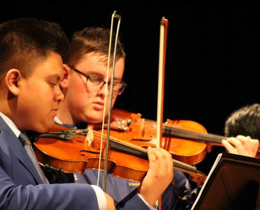 COA 2020 Violins