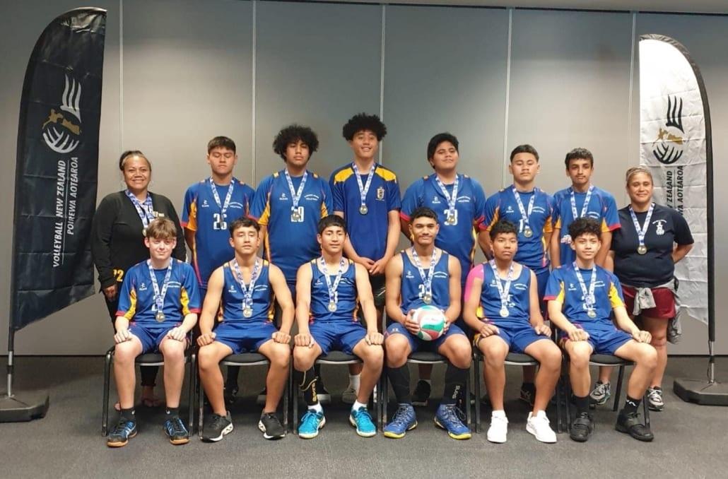 SBC NISS Junior Volleyball Division 2 Champions 2020